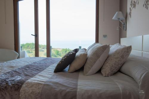 Habitación Doble con vistas al mar - 1 o 2 camas Hotel Naturaleza Mar da Ardora Wellness & Spa 3
