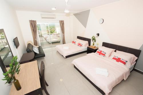 Ipoh Tower Apartment 1 by Ipoh Experience Homestay