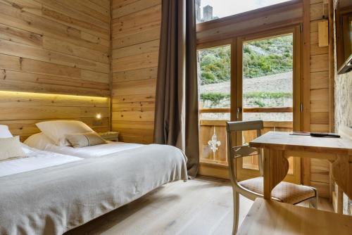 Deluxe Double Room Hotel Viñas de Lárrede 2