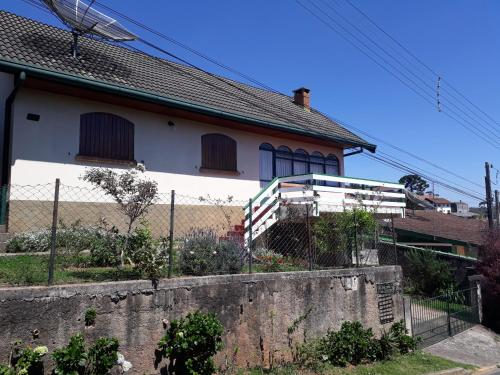 Casa temporada Campos do Jordão