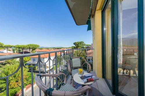 Hotel Dei Tigli Lido Di Camaiore Toscana Italia