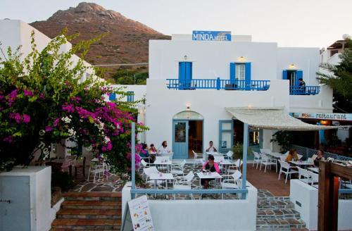 Hotel Minoa