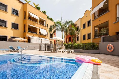 Holiday apartment El Torreón (WIFI+swimming pool+parking)