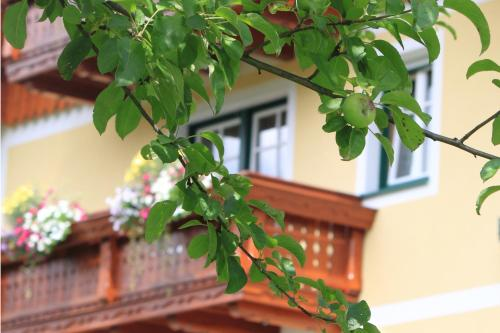 Pension Glitschnerhof - Apartment mit 2 Schlafzimmern mit Balkon