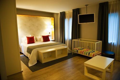 Habitación Doble - 1 o 2 camas Tinas de Pechon 29