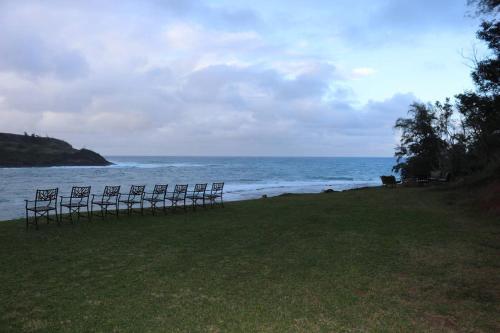Emerald Point House at Mo'loaa Bay