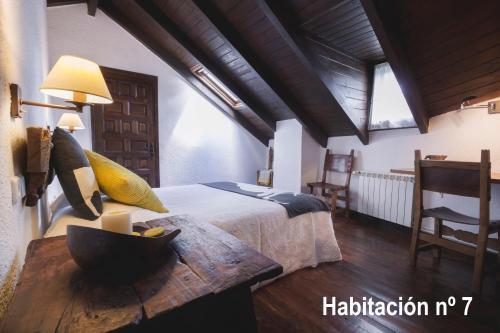 Habitación Doble con vistas a la montaña Hotel Santa Maria Relax 1