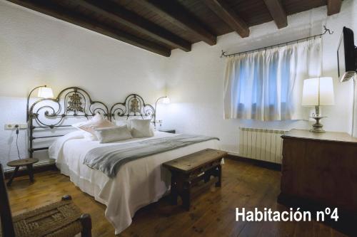 Habitación Doble - 1 o 2 camas Hotel Santa Maria Relax 1