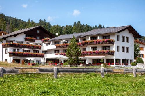 Hotel Seehof, Valbella
