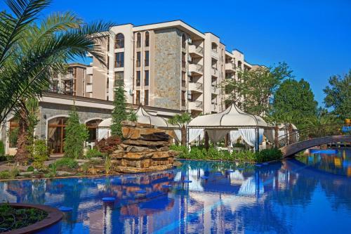 Bulgarienhus Cascadas Apartments