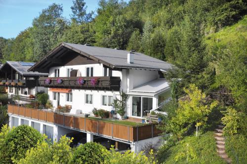 Apartment Zaglau - Apartment mit 2 Schlafzimmern (5 Erwachsene)