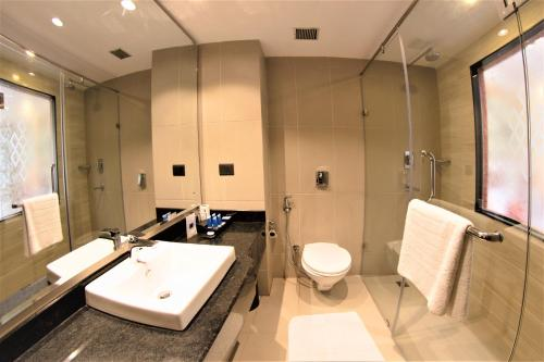 חדר אקזקיוטיב טריפל (Executive Triple Room)