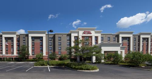 Hampton Inn Suites Columbus Easton Area Hotel