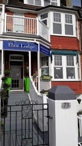Ebor Lodge (Bed and Breakfast)