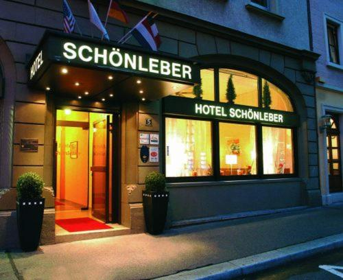 City Hotel Schonleber