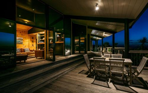 Best Hotels in Auckland : Te Whau Lodge