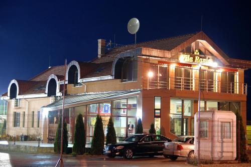 Отель Vila Rania 3 звезды Румыния