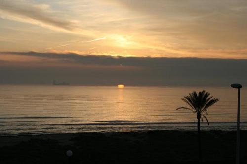Ático Las Minvas 1ª linea de playa Immagine 3