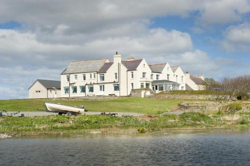 Photo of Merkister Hotel Hotel Bed and Breakfast Accommodation in Loch Harray Orkney Islands