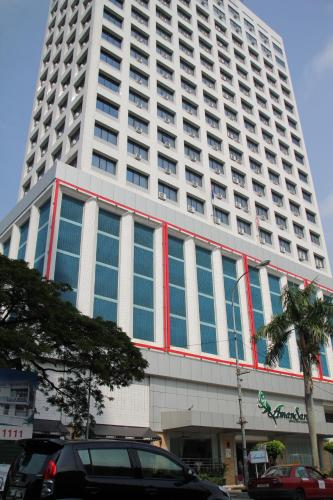 AMANSARI CITY CENTRE HOTEL