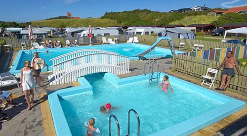 Piscine Lønstrup Egelunds Camping & Cottages