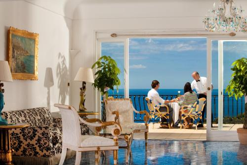 La Scalinatella Restaurant Capri