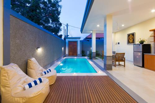 One-Bedroom Deluxe Villa with Private Pool