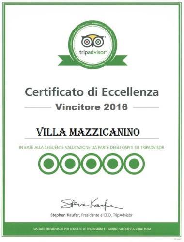 Villa Mazzicanino