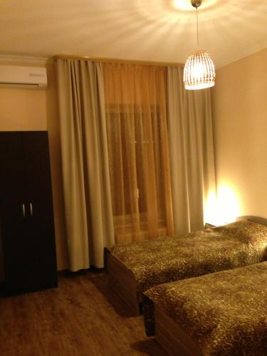Enkeltseng i 2-sengs sovesal (Single Bed in 2-Bed Dormitory Room)