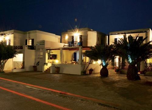 Отель Syros Inn, Галиссас