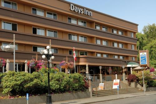 Picture of Days Inn - Victoria on the Harbor