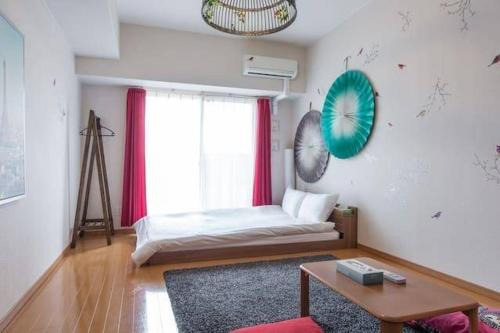 Alex Apartment in Nipponbashi 702A