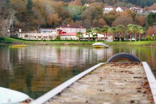 Apartamento a la orilla del río en Ourense Immagine 7