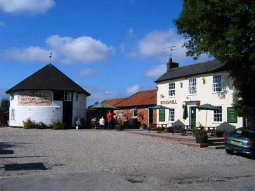 Photo of The Windmill Inn Hotel Bed and Breakfast Accommodation in Chelmsford Essex