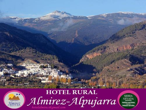 Hotel Rural Familiar Almirez-Alpujarra
