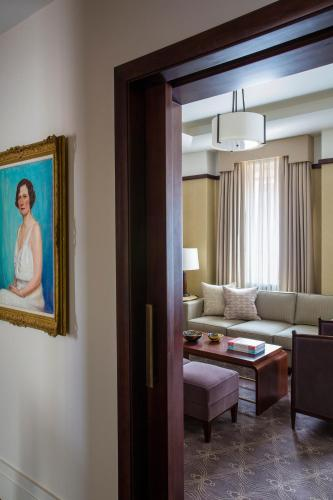 جناح Mayfair من غرفة نوم واحدة  (One-Bedroom Mayfair Suite)