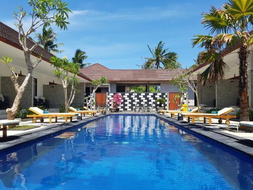 Hotel Dekat Gili Trawangan