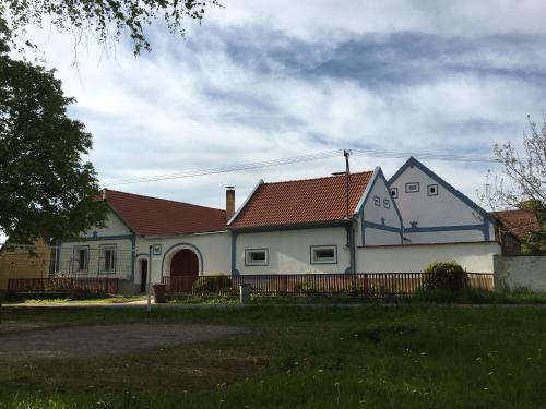 Chalupa Nítovice - CHKO Třeboňsko