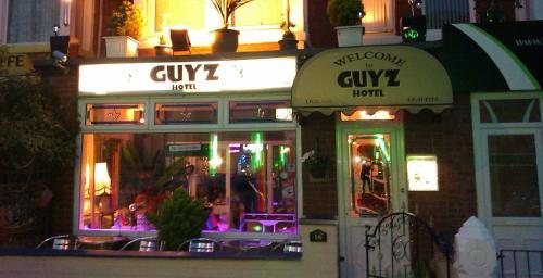 Guyz Hotel,Blackpool