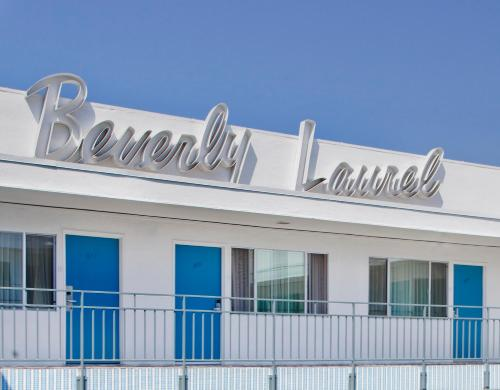 Beverly laurel motor hotel westwood los angeles county for Motor hotel los angeles