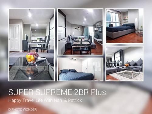 SUPER SUPREME 2BR PLUS+