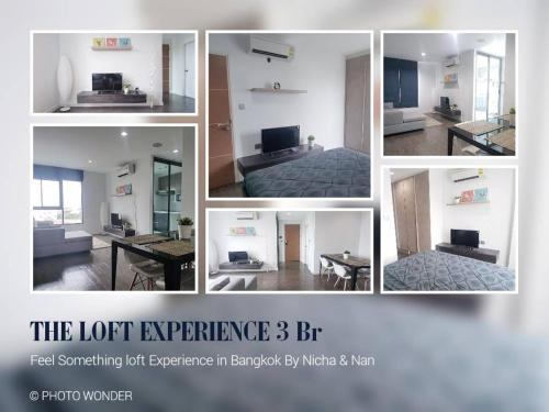 The Loft Experience 3 BR