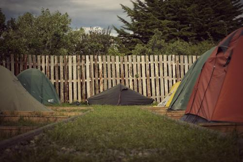 HotelYellow Plum Tent House