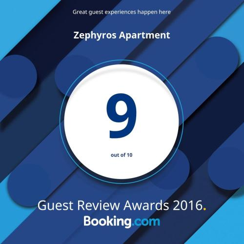 Zephyros Apartments