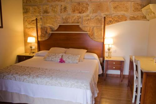 Double or Twin Room Hotel Rural Morvedra Nou 3