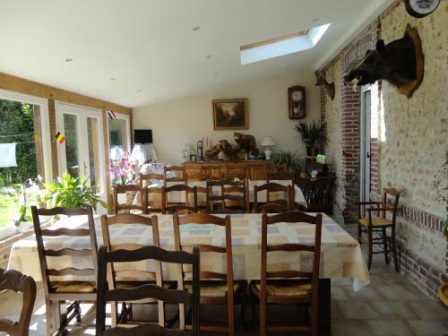 Chambres la ferme beaumont en auge basse normandie for Chambre hotel normandie