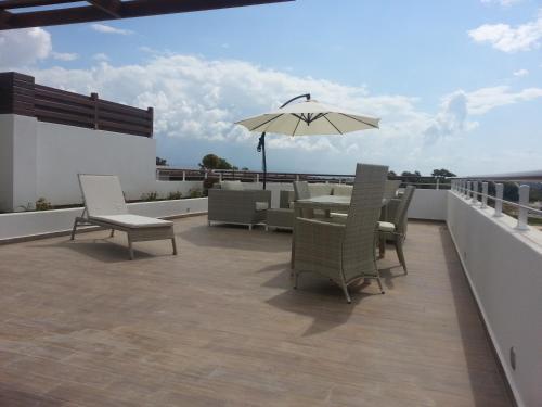 Luxe Residence penthouse met dakterras, Side