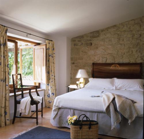 Kleines Doppelzimmer La Torre del Visco - Relais & Châteaux 4