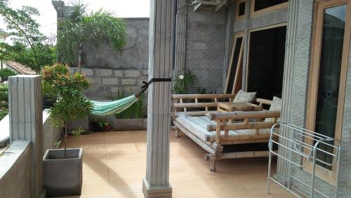 Kamar Double dengan Pemandangan Gunung (Double Room with Mountain View)
