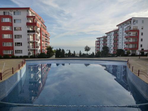 Panorama Fort Beach, 1 Bedroom Apartment, Sveti Vlas